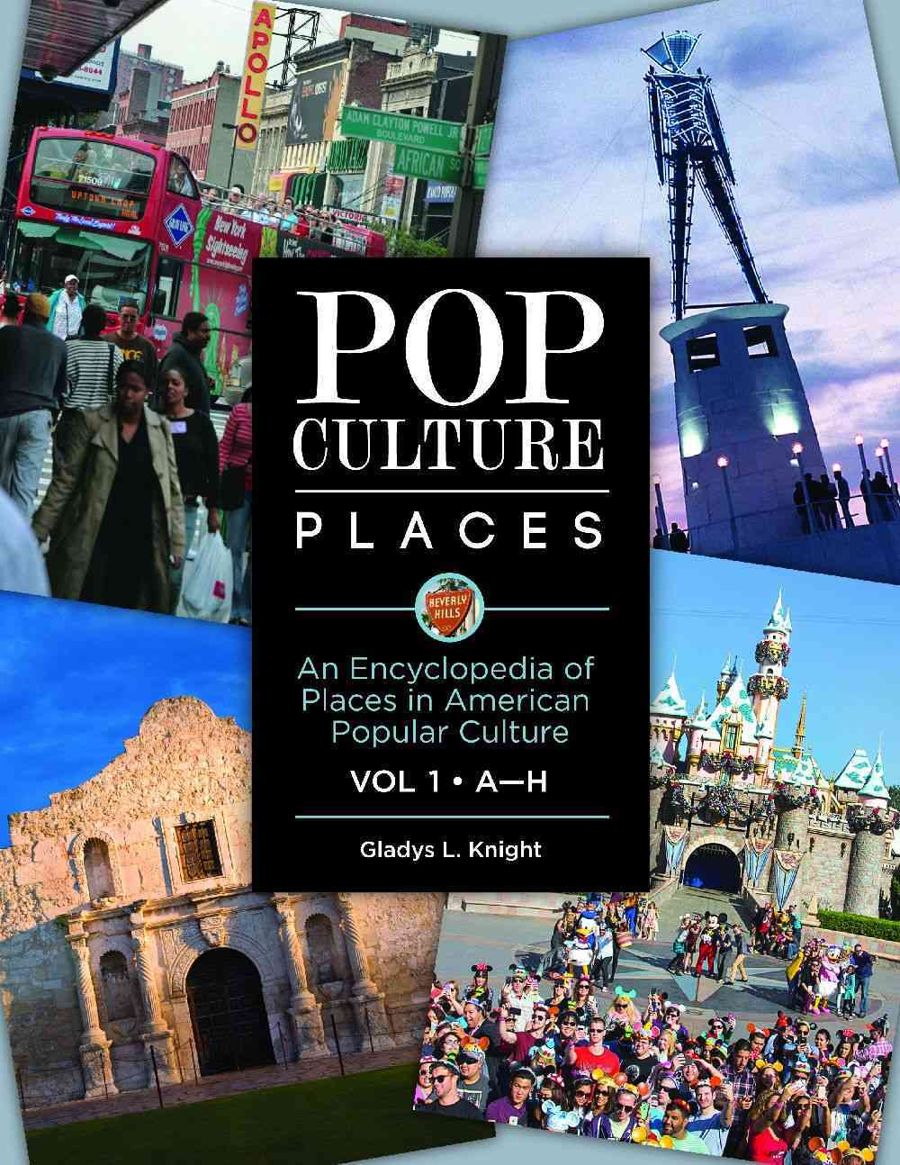 Pop Culture Places By Knight, Gladys