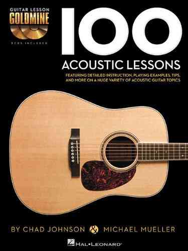 100 Acoustic Lessons By Mueller, Michael/ Johnson, Chad